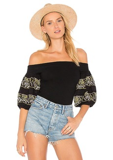 Free People Rock With It Top in Black. - size M (also in L,S,XS)