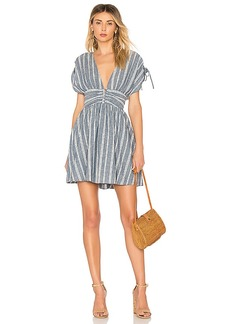 Free People Roll The Dice Mini Dress