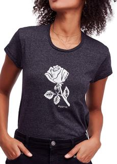 We the Free by Free People Rose Graphic Tee