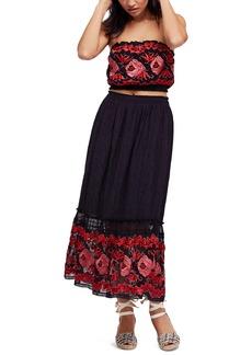Free People Rosebud Top & Skirt