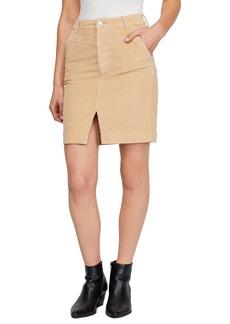 Free People Rosemary Corduroy Pencil Skirt