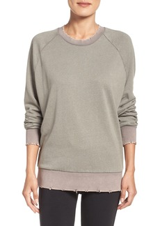 Free People Rough & Tumble Sweatshirt