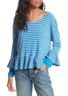 Free People Round About Tee