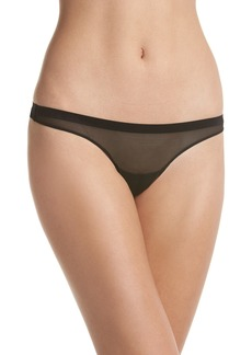 Free People Roxanne Mesh Thong (3 for $33)