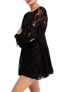 Free People Rubi Lace Mini Dress