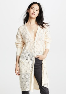 Free People Runaway Cardigan