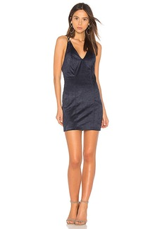Free People Running Wild Bodycon in Navy. - size L (also in M,S,XS)