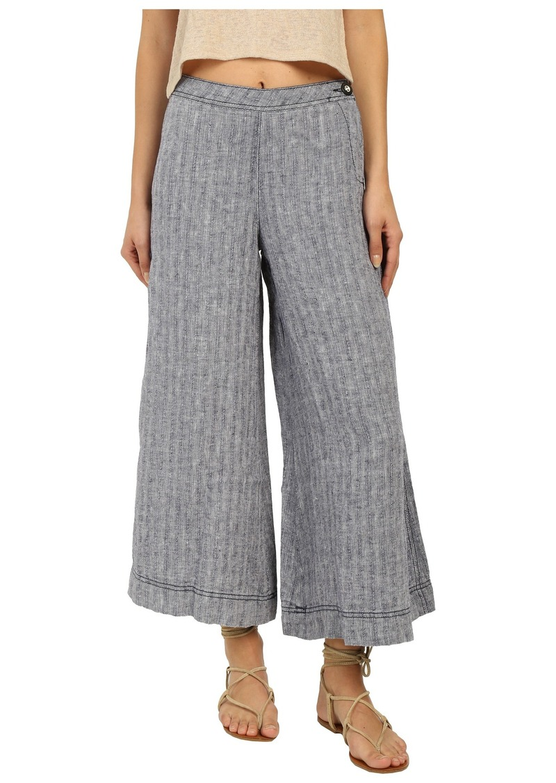 Free People Sani Culotte Woven Bottom