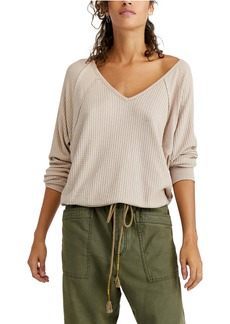 Free People Santa Clara Thermal Top