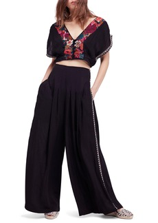 Free People Santoshi Top & Pants