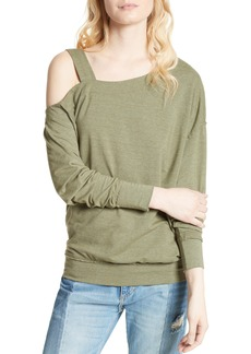 Free People Saratoga One-Shoulder Top
