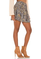 Free People Saturday Sun Mini Skirt