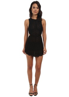 Free People Scalloped Lace Midnight Hour Slip