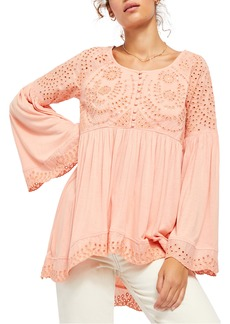 Free People Sea of Love Blouse