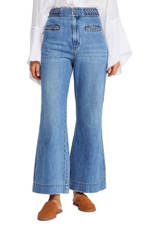 Free People Season in the Sun Jeans (Sky)