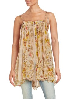 Free People Secret Love Trapeze Tunic