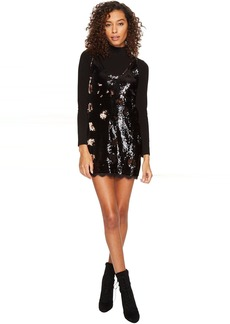 Free People Seeing Double Sequin Slip