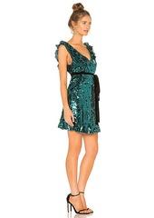 Free People Sequin Siren Mini Dress