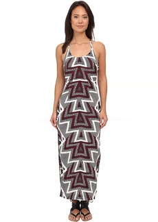 Free People Serves You Right Printed Maxi