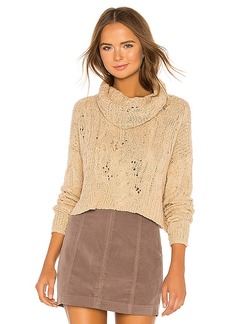 Free People Shades Of Dawn Pullover