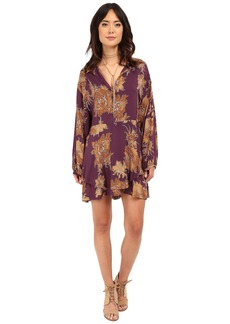 Free People Shake It Printed Mini Dress