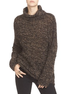 Free People 'She's All That' Knit Turtleneck Sweater