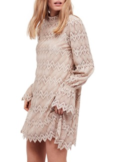 Free People Simone Minidress