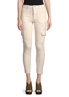 Free People Skinny Cargo Jeans