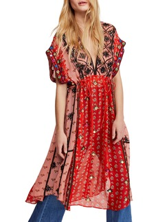 Free People Smiling Sun Dress