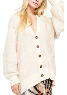 Free People Snow Drop Cardigan