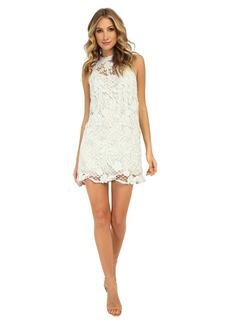 Free People Snowdrop Lace Trapeze Dress