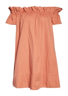Free People Sophie Off the Shoulder Dress