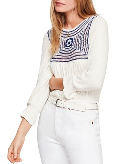 Free People Soul Mate Knit Top