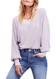 We the Free by Free People South Side Thermal Top