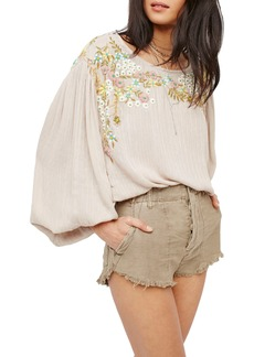 Free People Standoff Cutoff Shorts