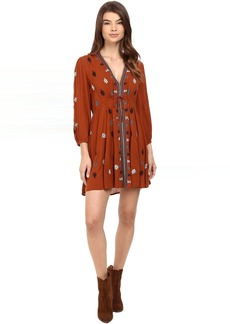 Free People Star Gazzer Dress