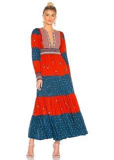 Free People Starlight Maxi Dress