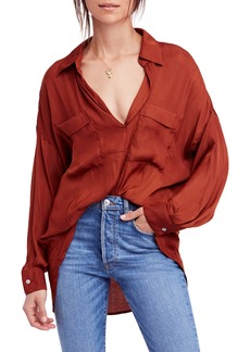 Free People Starry Dreams Shirt