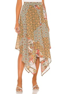 Free People Stay Awhile Maxi Skirt