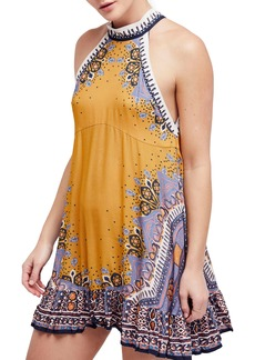 Free People Steal the Sun Reversible Dress