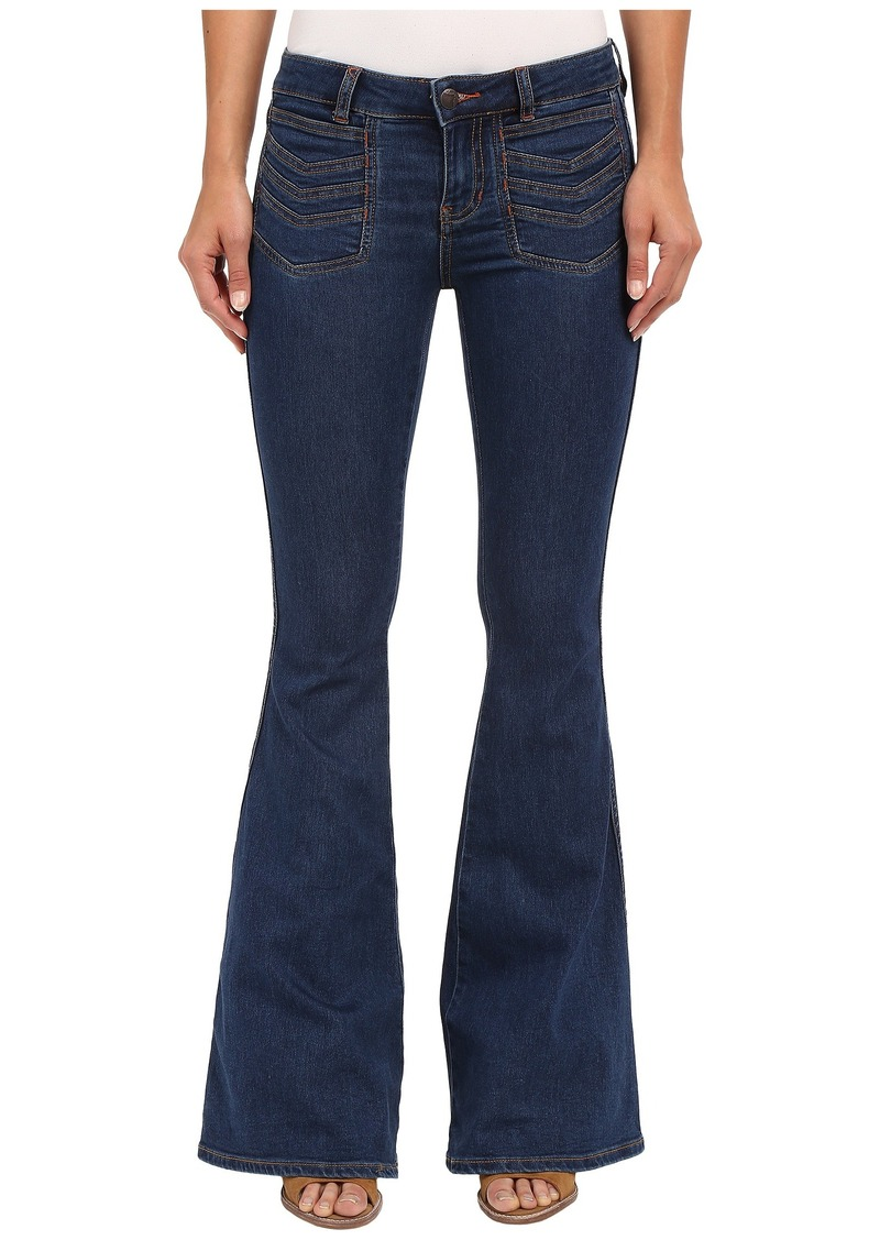 2b10fd1bd3f9 Free People Free People Stella High Rise Flare Jeans Now  39.20
