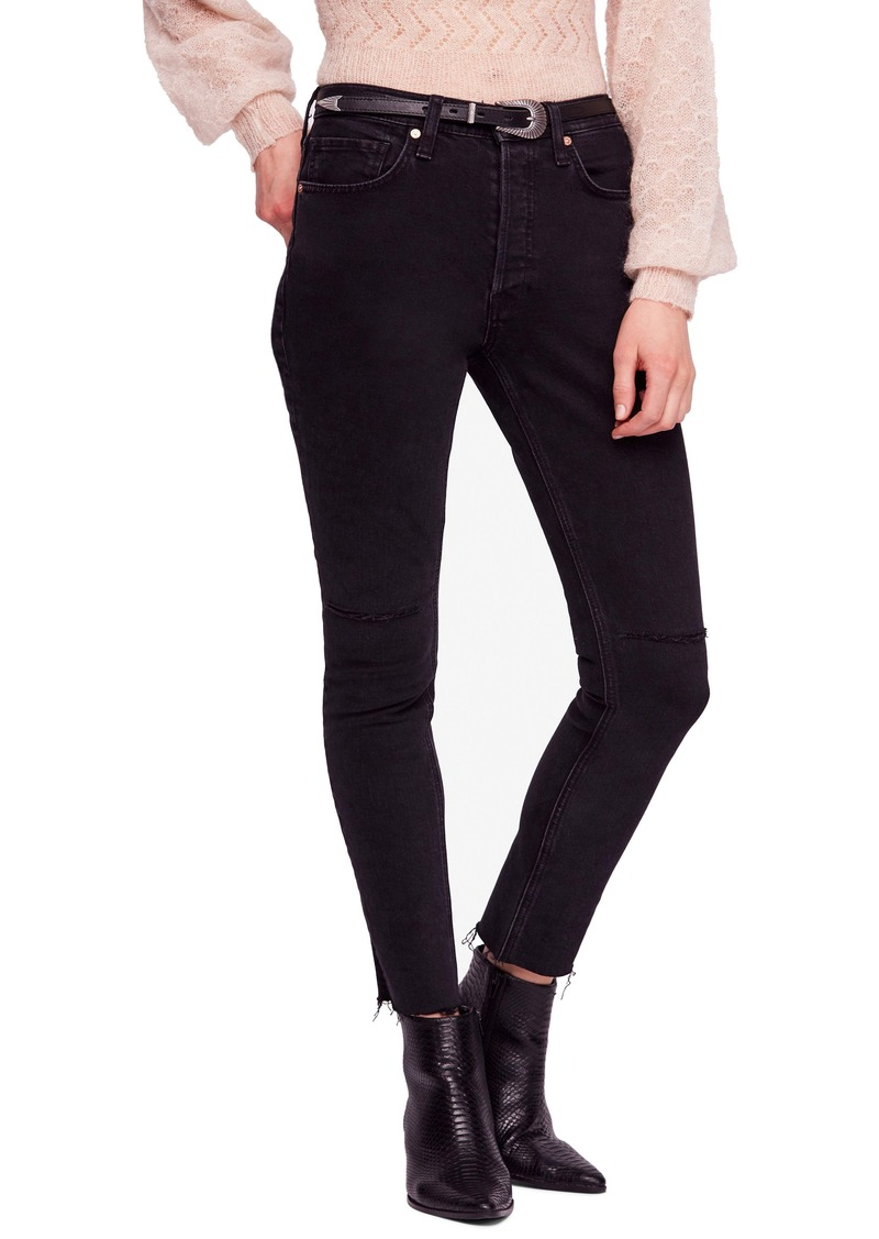 8e19a997fa4 Free People We the Free by Free People Stella High Waist Skinny Jeans