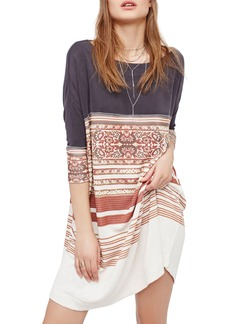 Free People Stepping Out Tunic Dress