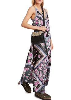Free People Stevie Print Maxi Dress