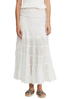 Free People Stuck in a Moment Maxi Skirt