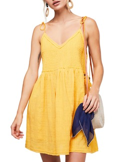 Endless Summer by Free People Sun Drenched Minidress