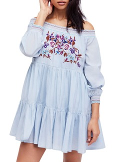 Free People Sunbeams Minidress