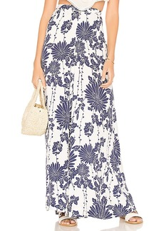 Free People Sundae Stroll Wide Leg Pant