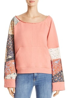 Free People Sun's Out Pullover