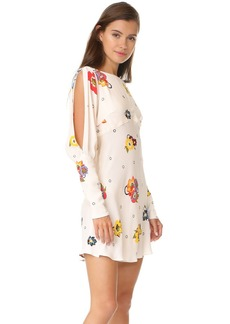 Free People Sunshadow Mini Dress